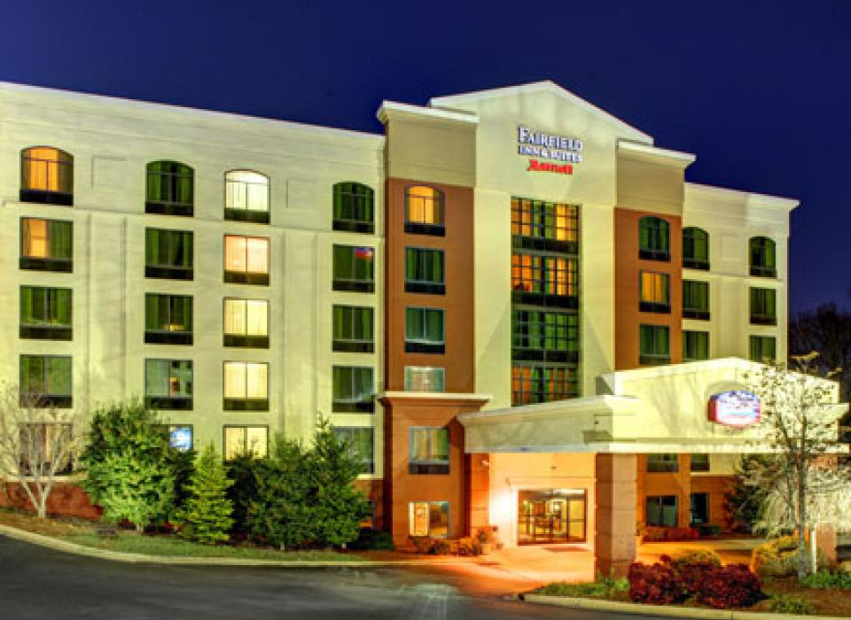Fairfield Inn & Suites Biltmore South - Asheville, North Carolina