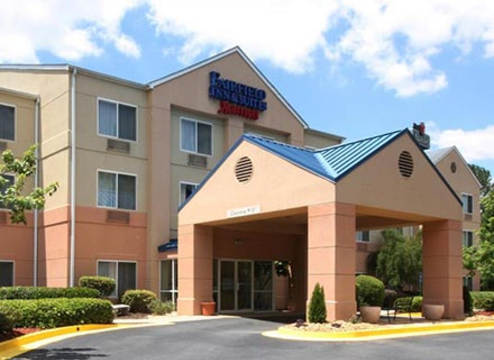 Fairfield Inn & Suites - Suwanee, Georgia