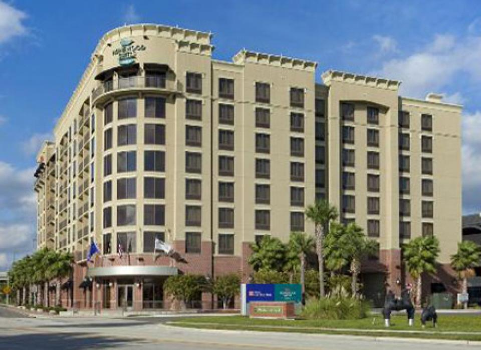 Hilton Garden Inn & Homewood Suites - Jacksonville, Florida