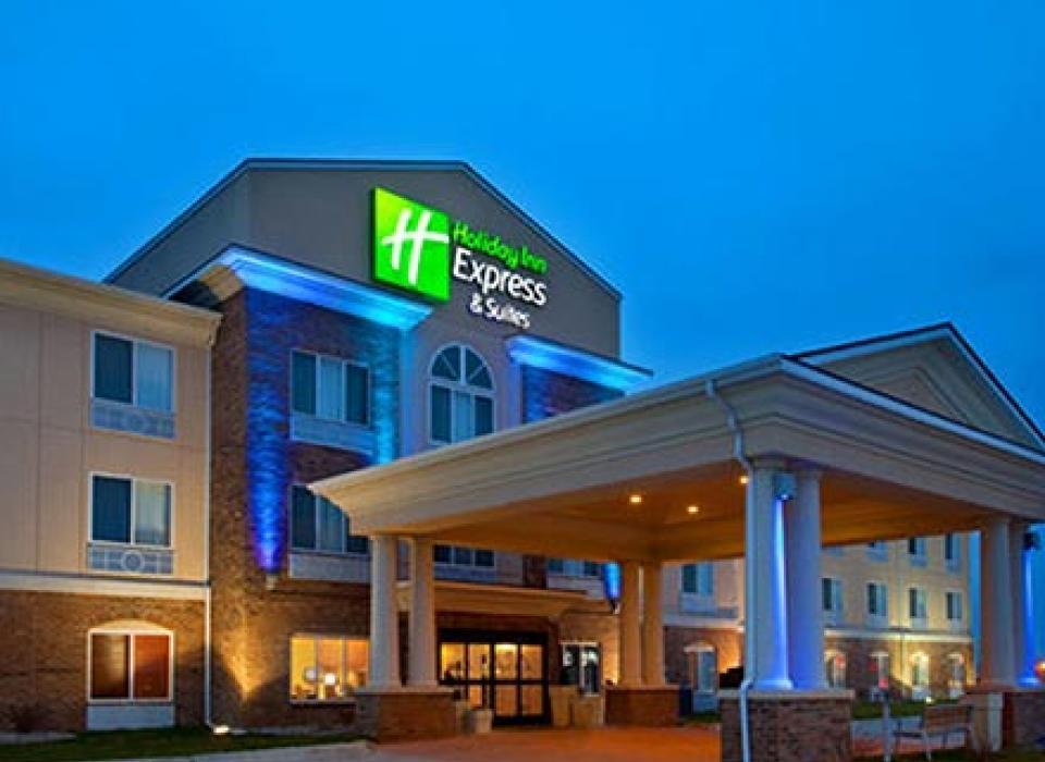 Holiday Inn Express & Suites - Emporia, Virginia