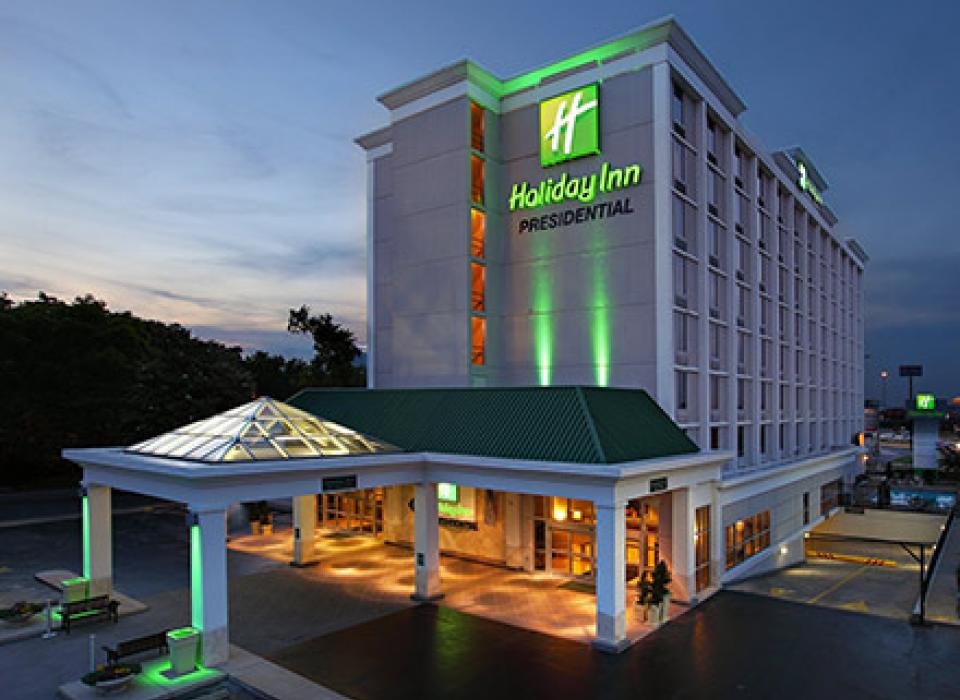 Holiday Inn Presidential - Little Rock, Arkansas