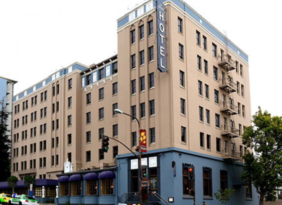 Hotel Durant - Berkeley, California
