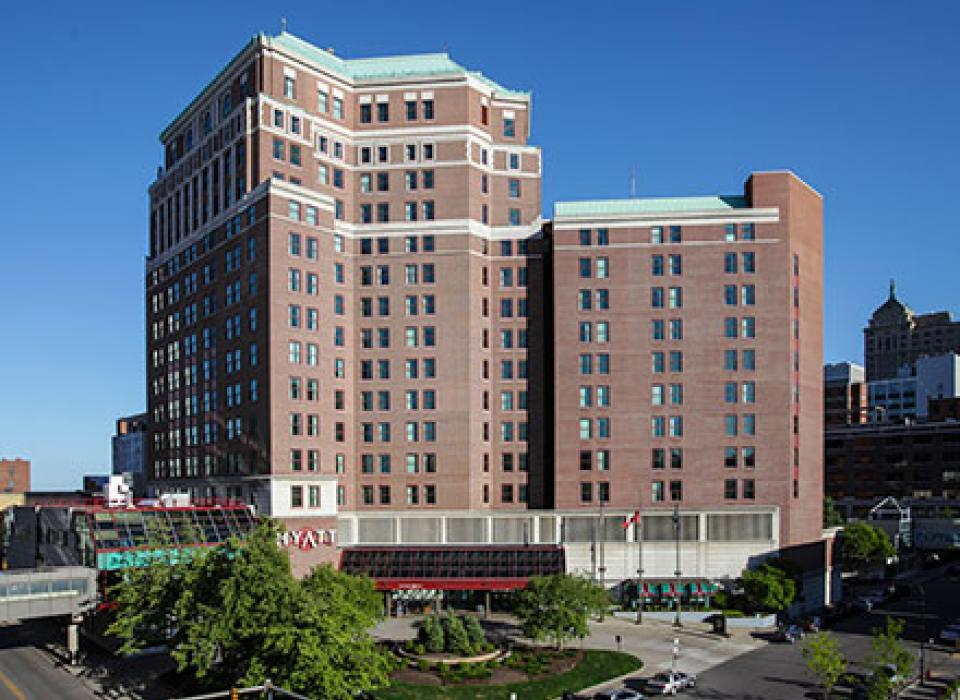 Hyatt Regency Hotel - Buffalo, New York