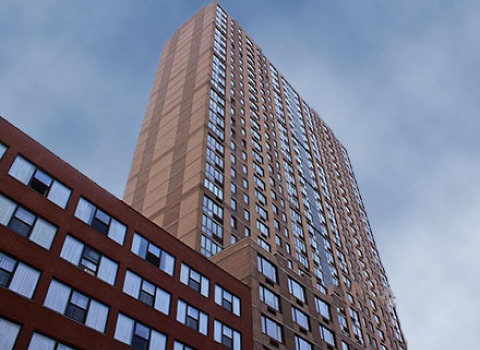 New Gotham 520 West 43rd Street - New York, New York