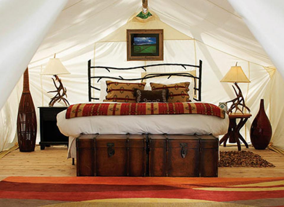 The Resort at Paws Up - Greenough, Montana