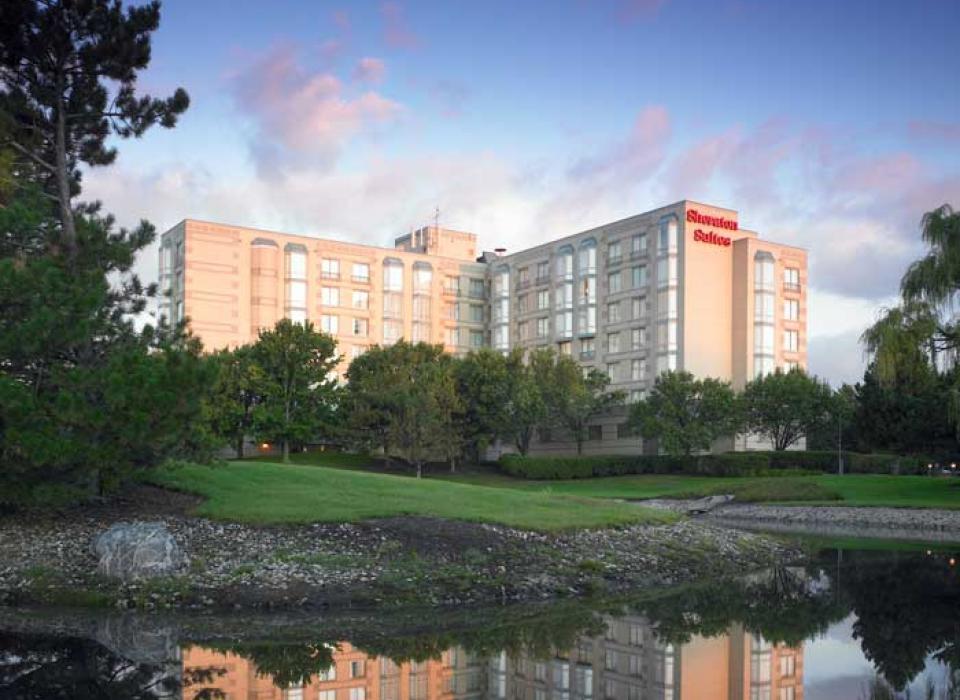 Sheraton Suites - Elk Grove, Illinois