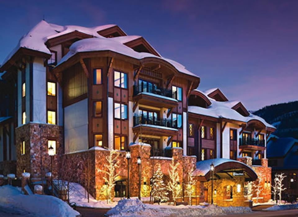 Vail Plaza Hotel and Club - Vail, Colorado